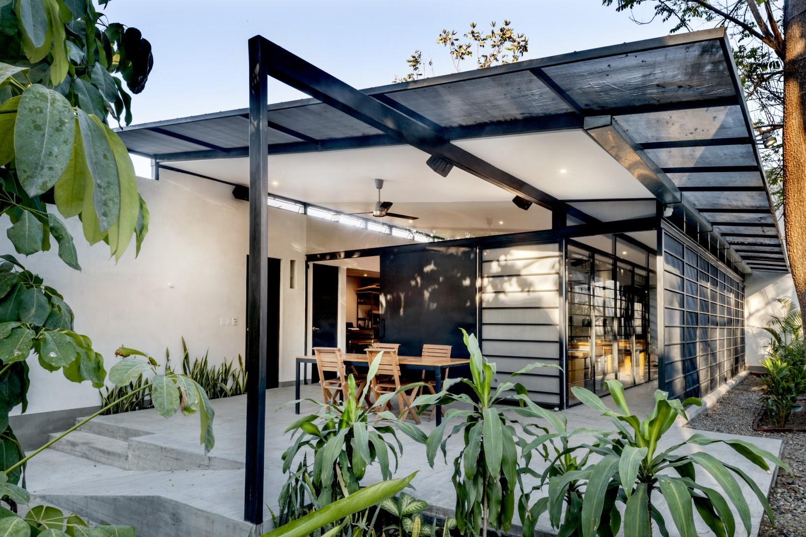 Oficinas TVG-estudio-de-arquitectos-puerto-vallarta